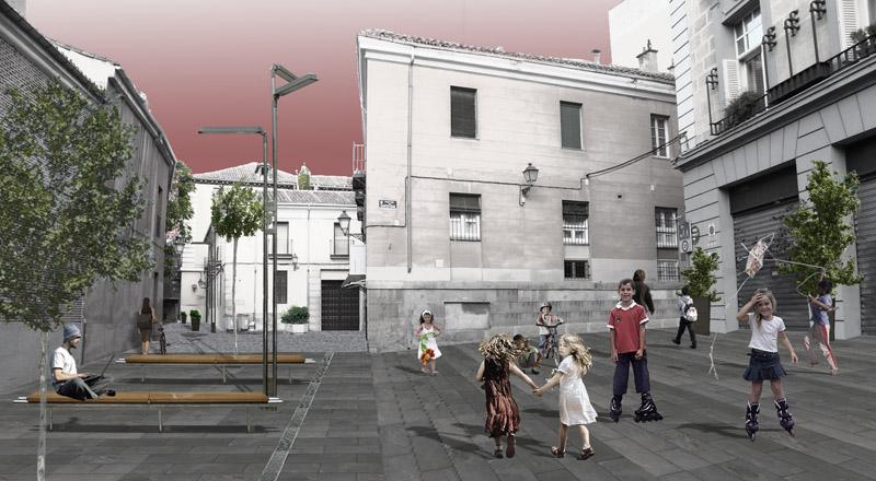 RECINTO AMURALLADO SXII MADRID